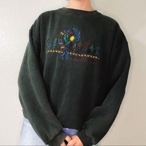 Vintage Tops - colorado sweatshirt